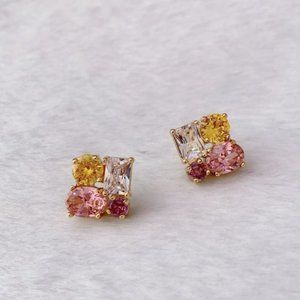 Kate Spade Colorful Zircon Earrings